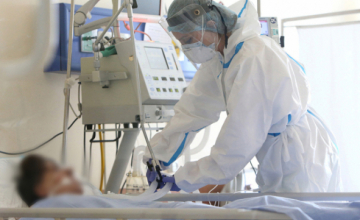 სამეგრელოს კოვიდკლინიკებში მყოფი 247 ადამიანიდან, 13 პაციენტის მდგომარეობა მძიმეა